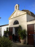 La Chiesa di Sant'Efisio (Giorgino - Cagliari)